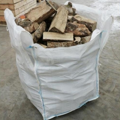 Bulk Bag Seasoned Hardwood Logs